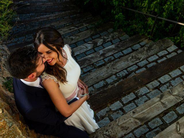 La boda de Luis y Yoli en Somaen, Soria 83