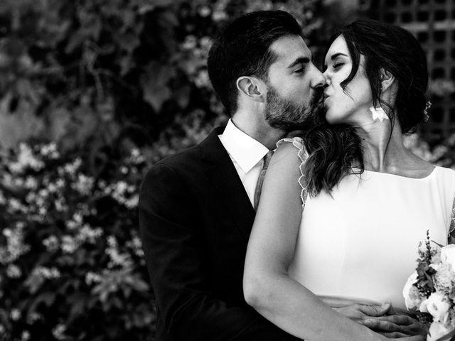 La boda de Luis y Yoli en Somaen, Soria 84