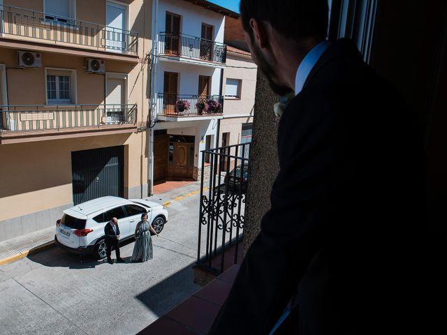 La boda de David y Montse en Bellpuig, Lleida 7