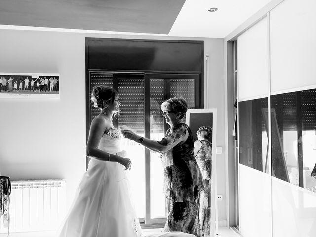La boda de David y Montse en Bellpuig, Lleida 10
