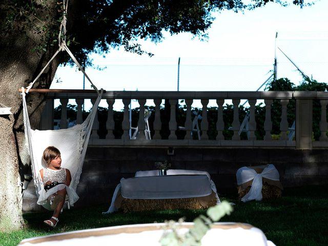 La boda de David y Montse en Bellpuig, Lleida 16