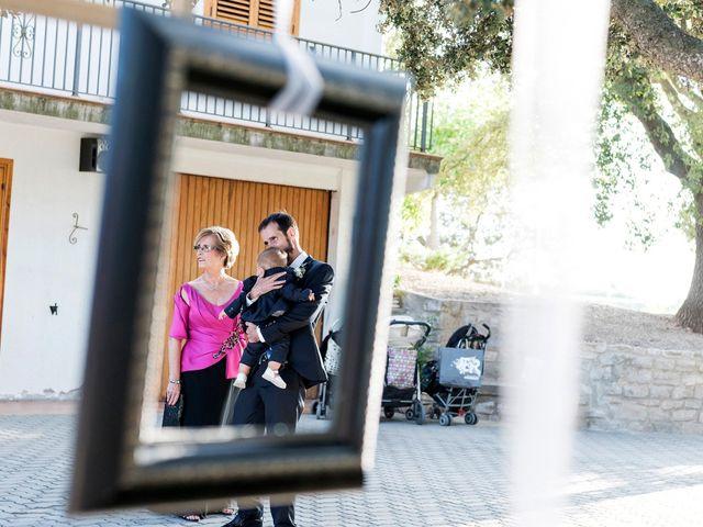La boda de David y Montse en Bellpuig, Lleida 18