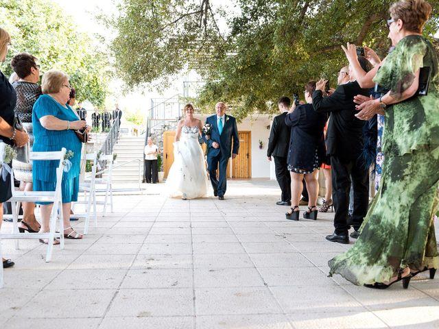 La boda de David y Montse en Bellpuig, Lleida 20