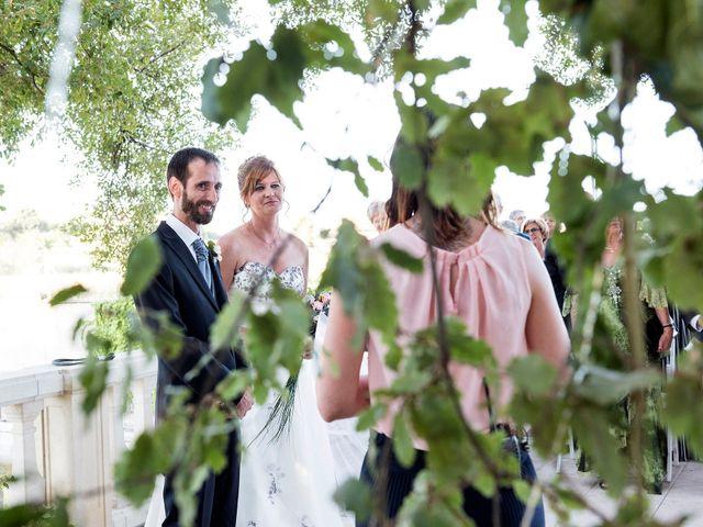La boda de David y Montse en Bellpuig, Lleida 21