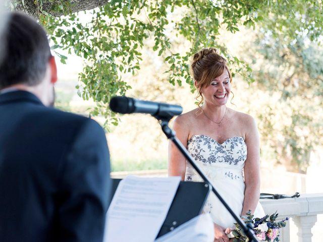 La boda de David y Montse en Bellpuig, Lleida 23