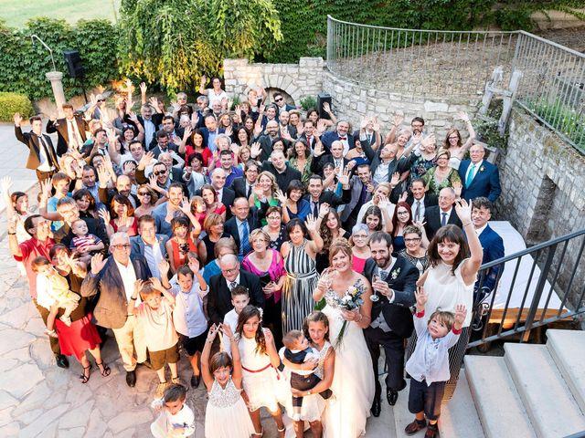 La boda de David y Montse en Bellpuig, Lleida 24