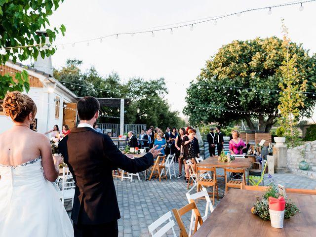 La boda de David y Montse en Bellpuig, Lleida 25