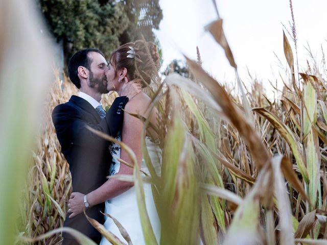 La boda de David y Montse en Bellpuig, Lleida 27