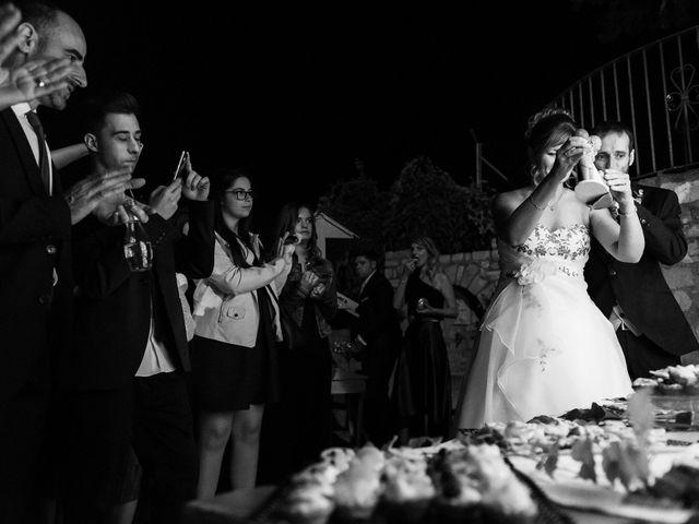 La boda de David y Montse en Bellpuig, Lleida 36
