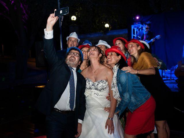 La boda de David y Montse en Bellpuig, Lleida 43