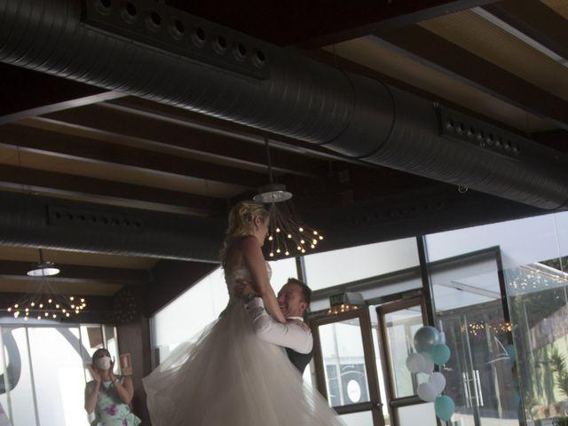 La boda de Alberto y Elisabet en Portocobo, A Coruña 3