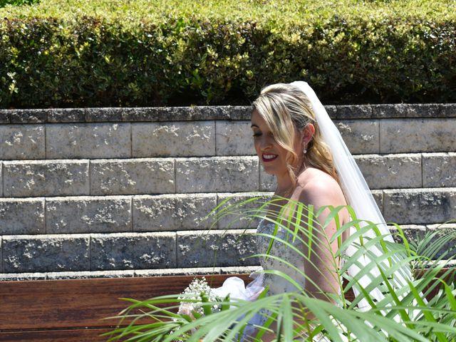 La boda de Alberto y Elisabet en Portocobo, A Coruña 2