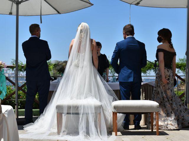 La boda de Alberto y Elisabet en Portocobo, A Coruña 4