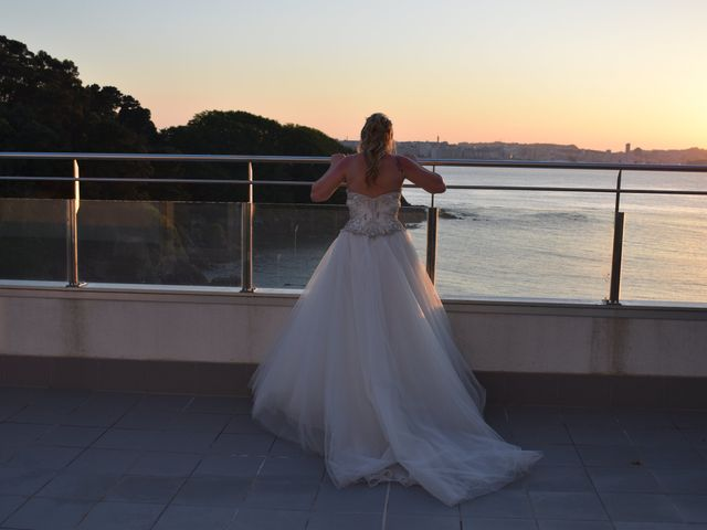 La boda de Alberto y Elisabet en Portocobo, A Coruña 6