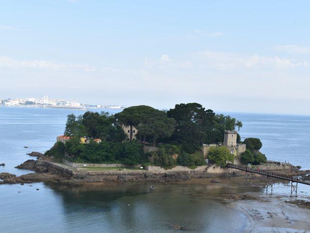 La boda de Alberto y Elisabet en Portocobo, A Coruña 8