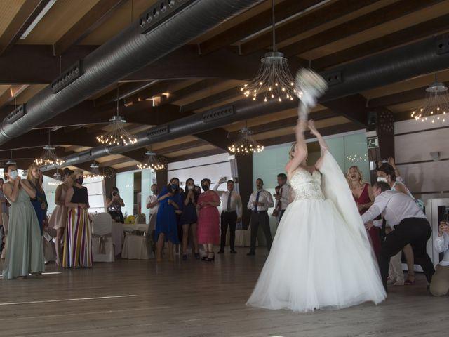 La boda de Alberto y Elisabet en Portocobo, A Coruña 9