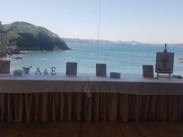La boda de Alberto y Elisabet en Portocobo, A Coruña 12