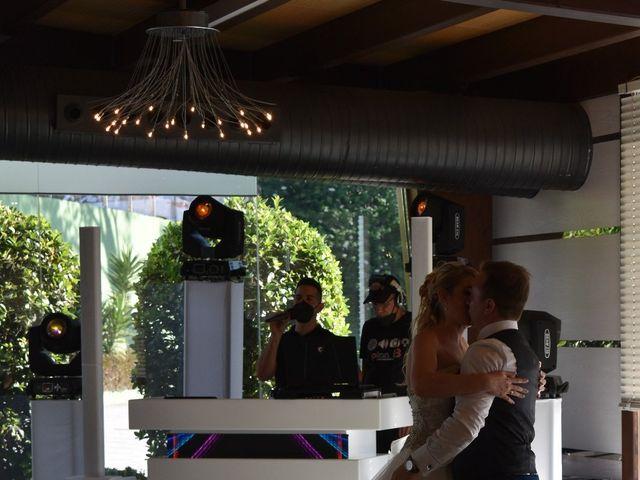 La boda de Alberto y Elisabet en Portocobo, A Coruña 20