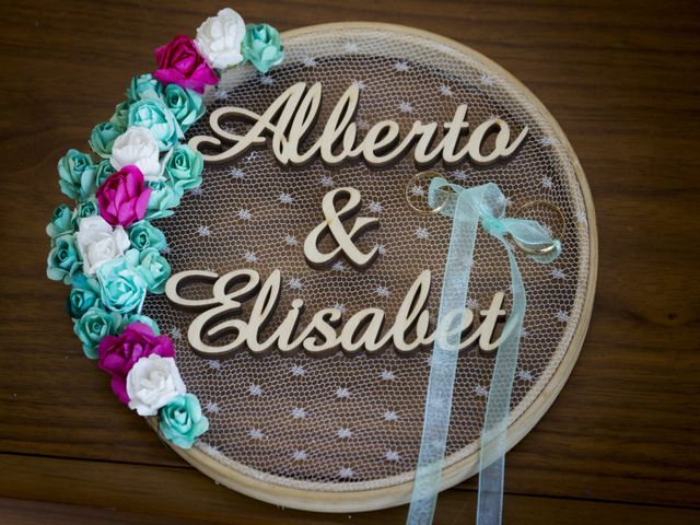 La boda de Alberto y Elisabet en Portocobo, A Coruña 23