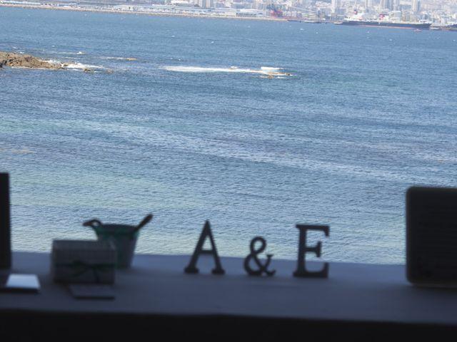 La boda de Alberto y Elisabet en Portocobo, A Coruña 33