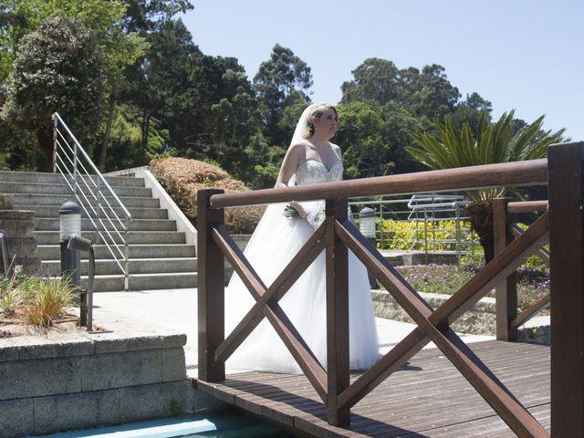 La boda de Alberto y Elisabet en Portocobo, A Coruña 39