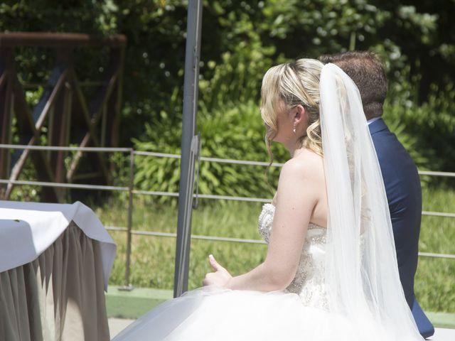 La boda de Alberto y Elisabet en Portocobo, A Coruña 40