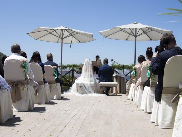 La boda de Alberto y Elisabet en Portocobo, A Coruña 42