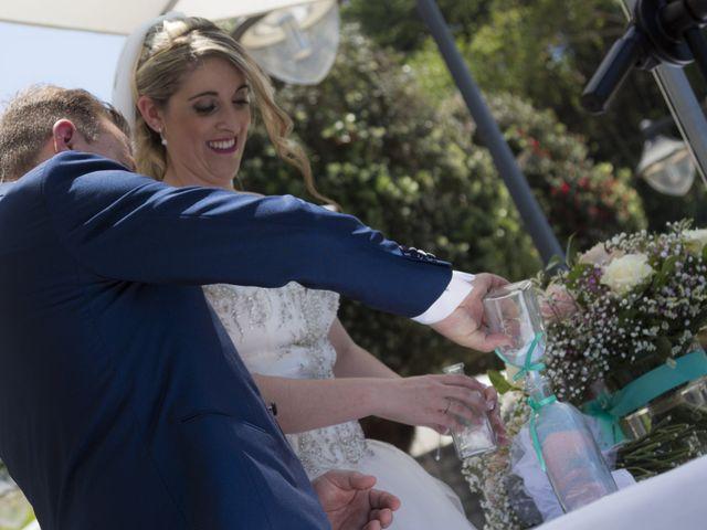 La boda de Alberto y Elisabet en Portocobo, A Coruña 44