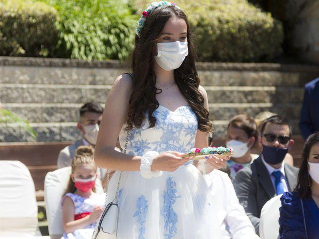 La boda de Alberto y Elisabet en Portocobo, A Coruña 46