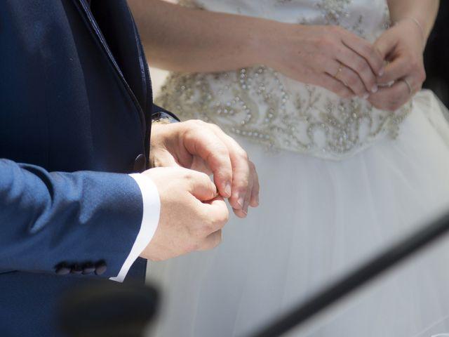 La boda de Alberto y Elisabet en Portocobo, A Coruña 47