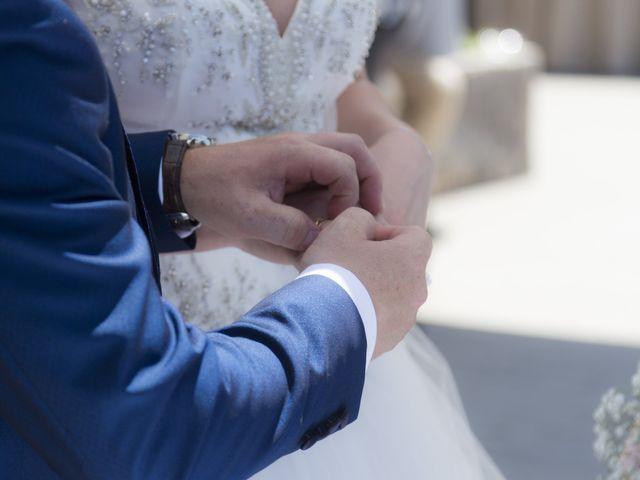 La boda de Alberto y Elisabet en Portocobo, A Coruña 50