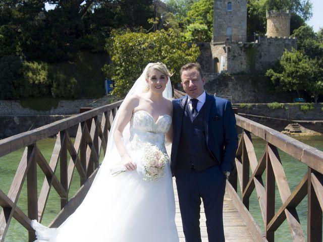 La boda de Alberto y Elisabet en Portocobo, A Coruña 54