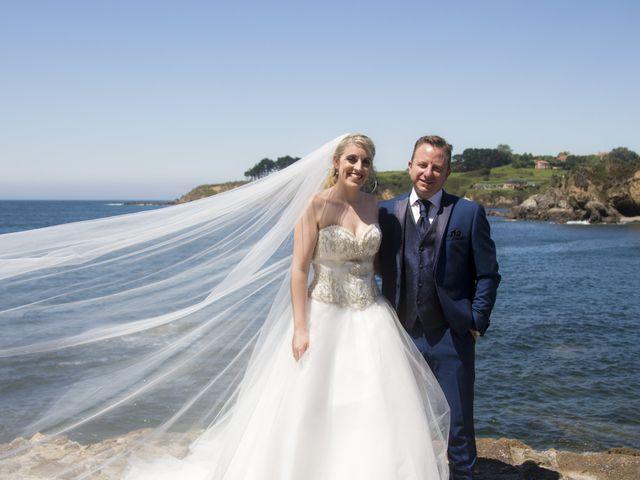 La boda de Alberto y Elisabet en Portocobo, A Coruña 57
