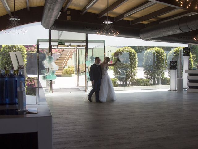 La boda de Alberto y Elisabet en Portocobo, A Coruña 58