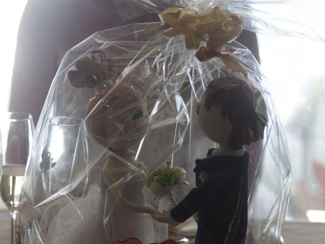 La boda de Alberto y Elisabet en Portocobo, A Coruña 61