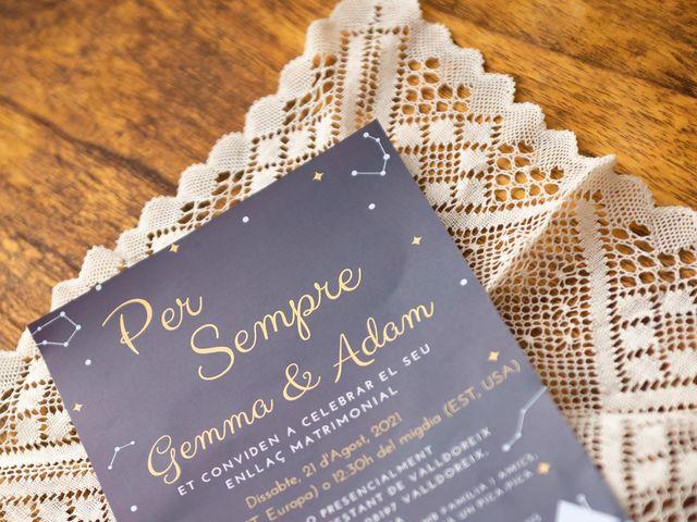 La boda de Adam y Gemma en Valldoreix, Barcelona 21