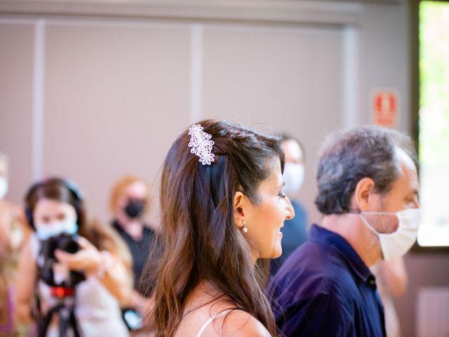 La boda de Adam y Gemma en Valldoreix, Barcelona 40
