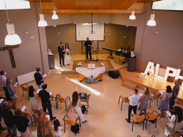 La boda de Adam y Gemma en Valldoreix, Barcelona 53