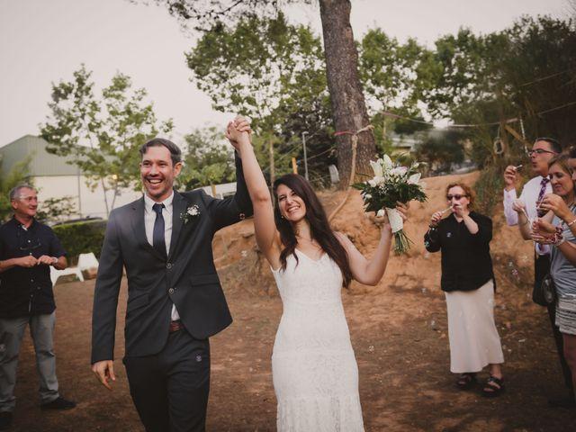 La boda de Adam y Gemma en Valldoreix, Barcelona 87