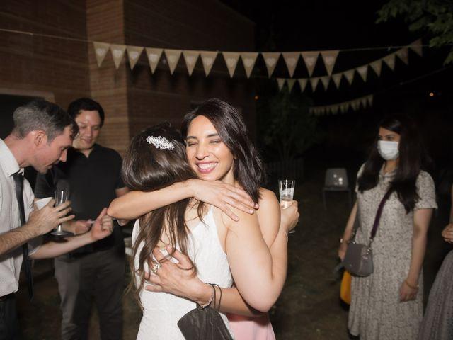 La boda de Adam y Gemma en Valldoreix, Barcelona 101