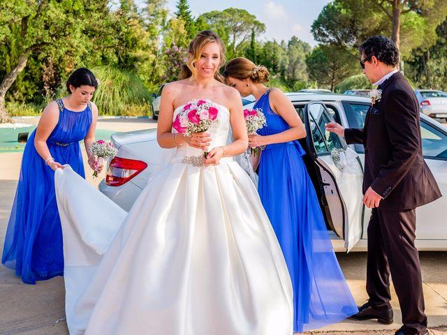 La boda de Manuel y Alba en Moguer, Huelva 11