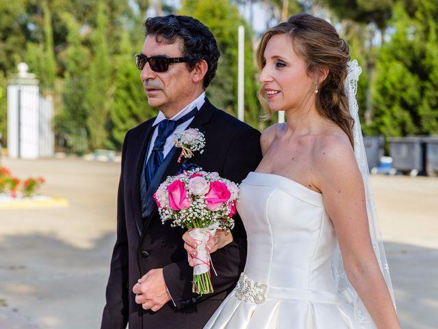 La boda de Manuel y Alba en Moguer, Huelva 12