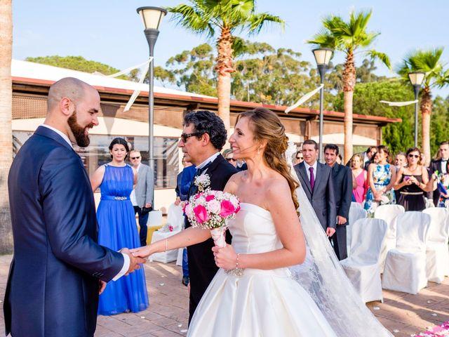 La boda de Manuel y Alba en Moguer, Huelva 14