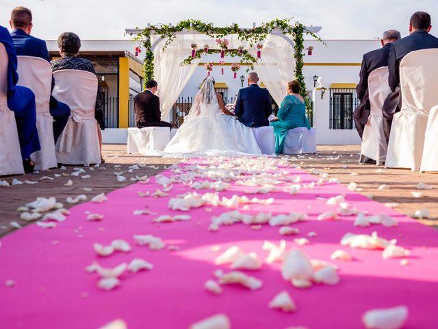 La boda de Manuel y Alba en Moguer, Huelva 15