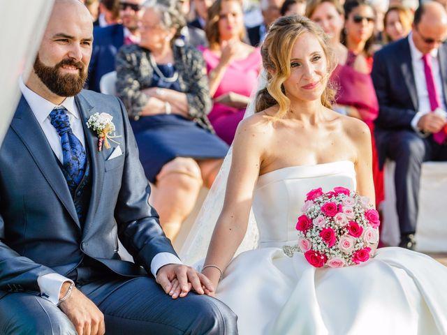 La boda de Manuel y Alba en Moguer, Huelva 19