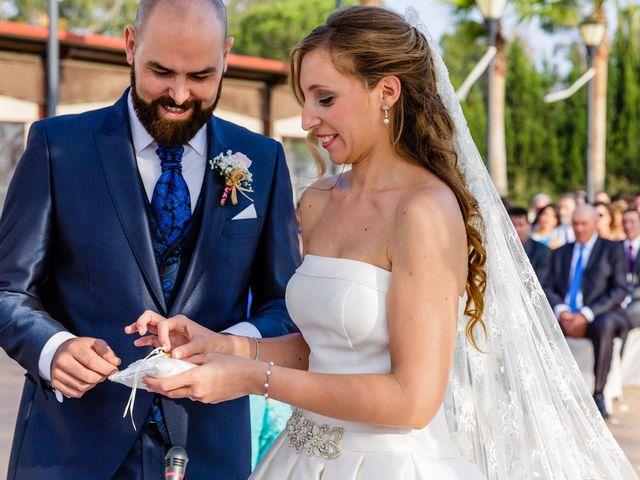 La boda de Manuel y Alba en Moguer, Huelva 20