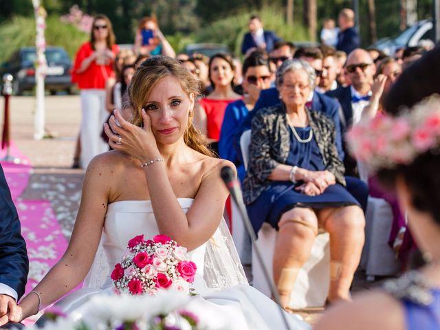 La boda de Manuel y Alba en Moguer, Huelva 21