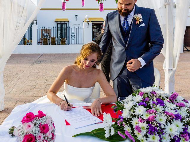 La boda de Manuel y Alba en Moguer, Huelva 22