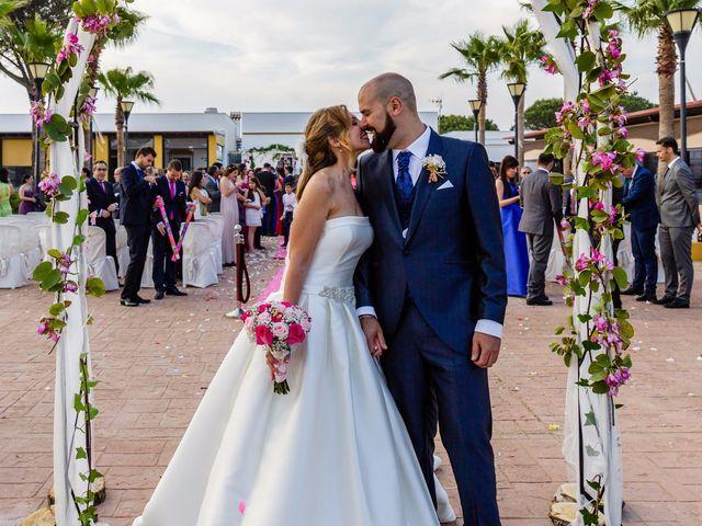 La boda de Manuel y Alba en Moguer, Huelva 1