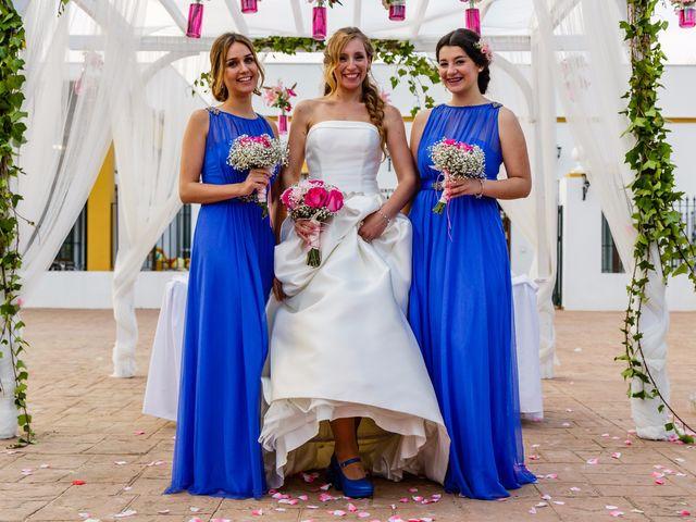 La boda de Manuel y Alba en Moguer, Huelva 23